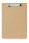 2 A5 Klemmbrett 23 x 16 cm aus Holz