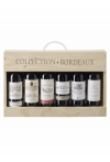 Collection Bordeaux in Holzkiste 6x375ml