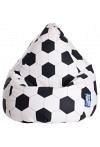 Sitzsack Bean Bag Fussball 220 Liter