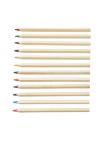 Jumbo-Buntstifte, 10er ergonomische sechskant