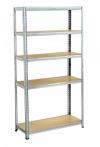 Heavy duty shelf 40 x 90 x 180 cm, load capacity: 175 kg / floor