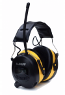 Ear Protection Headphone 25 dB Radio SmartPhone MP3 connection