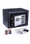 Safe electric 31x20x20 cm black