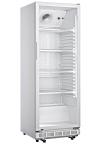 Glaskühlschrank Weiß