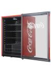 Kühlschrank Coca Cola  54,5 x 56 x 83,5 cm (L x B x H).