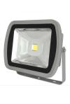 Wetterfester LED-Fluter, Metall, 80 W, warmweiß